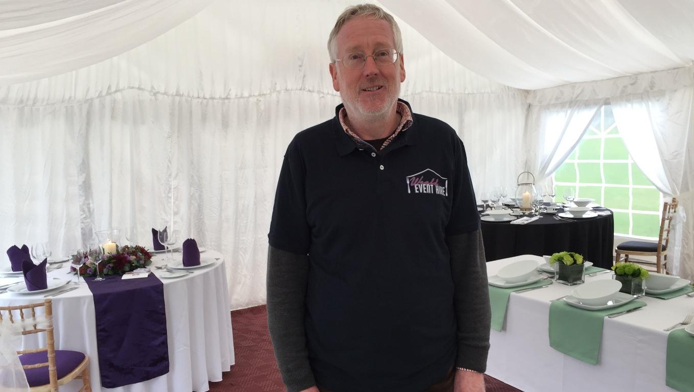 wedding-fair-weald-event-hire-keith-wilson
