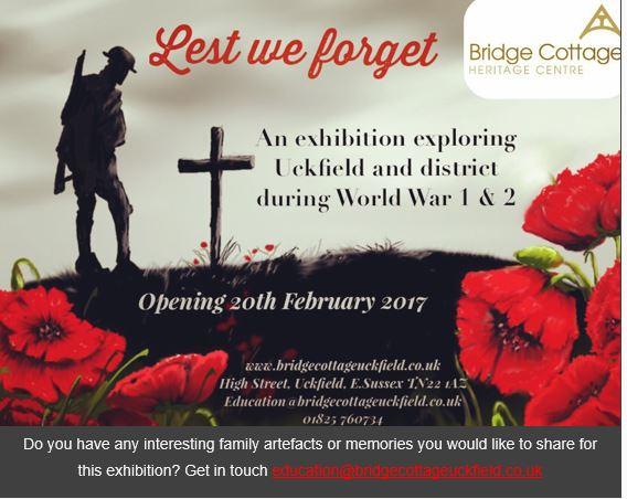 bridge-cottage-world-wars-exhibition