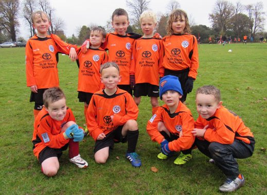 maresfield-dynamos-junior-football-team