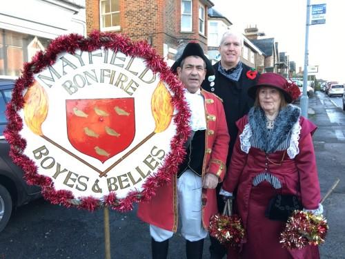 Bonfire carols parade 11