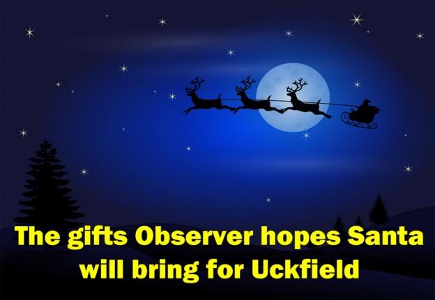 Christmas Observer
