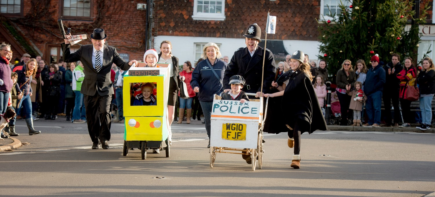 east-hoathly-pram-race