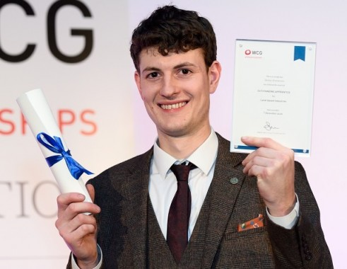 Award winner - Declan Ammerson