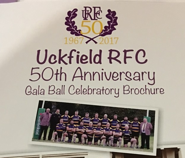 Uckfield Rugby 50th J