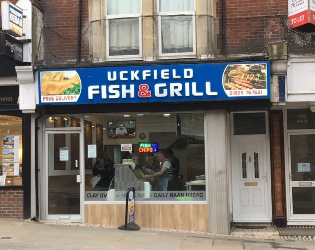 Uckfield Fish and Grill