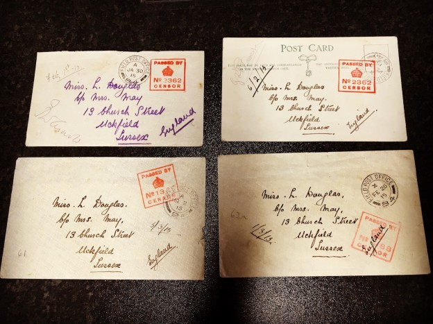 bridge-cottage-WW1-letters
