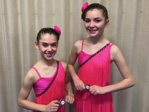 debs-dancers-freya-woods-lucy-woolgar-eastbourne
