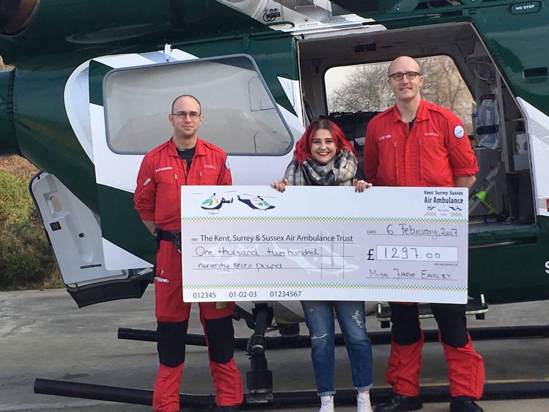 jade-air-ambulance-cheque