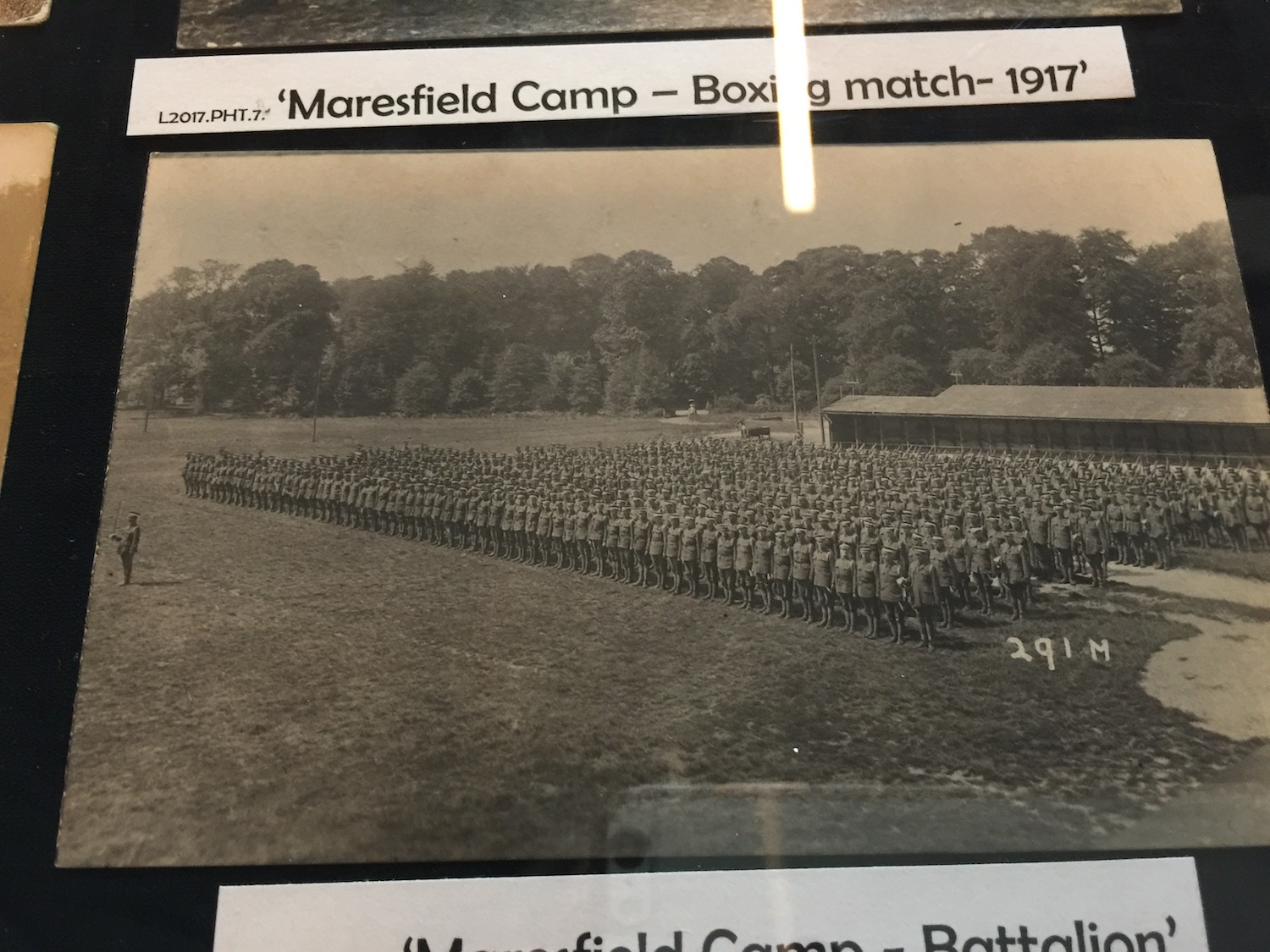 maresfield-park-army-camp