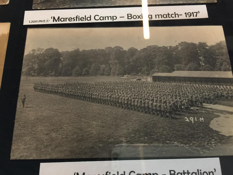 maresfield-park-army-camp