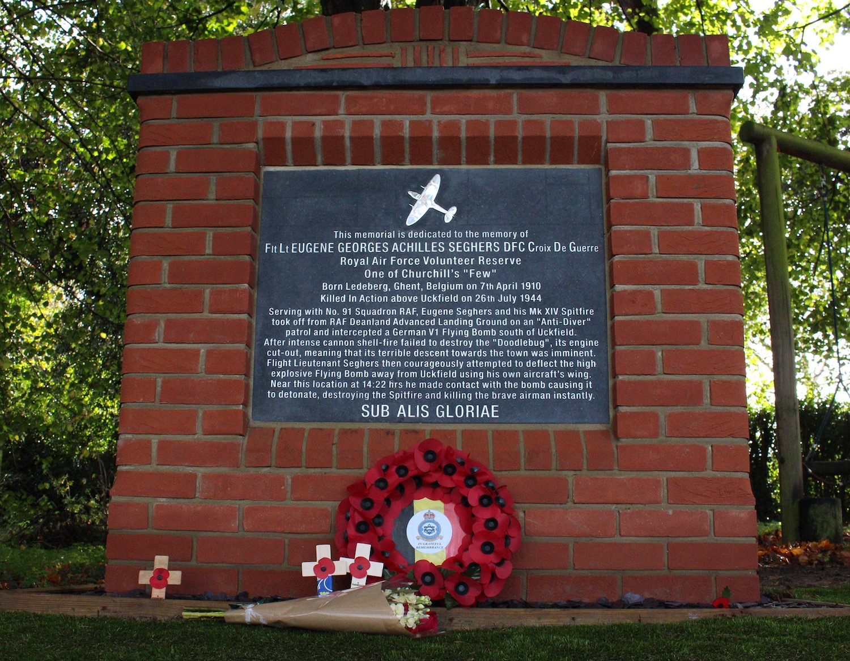 seghers-memorial