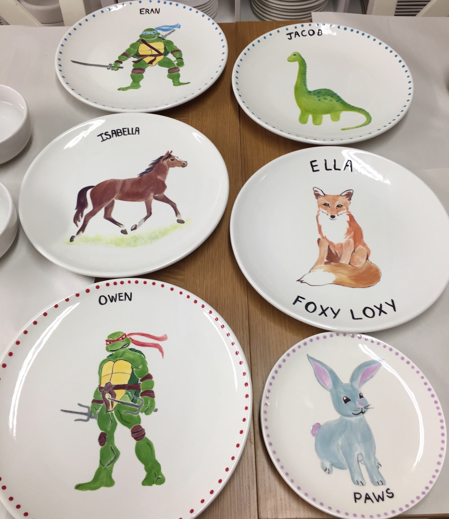 kilnwood-commissioned-personalised-plates