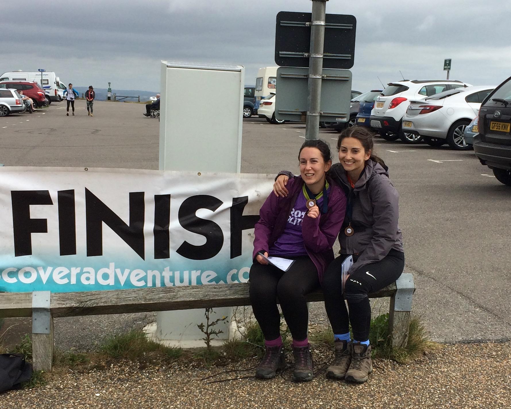Alice-Harding-Sade-Hall-100km-finish