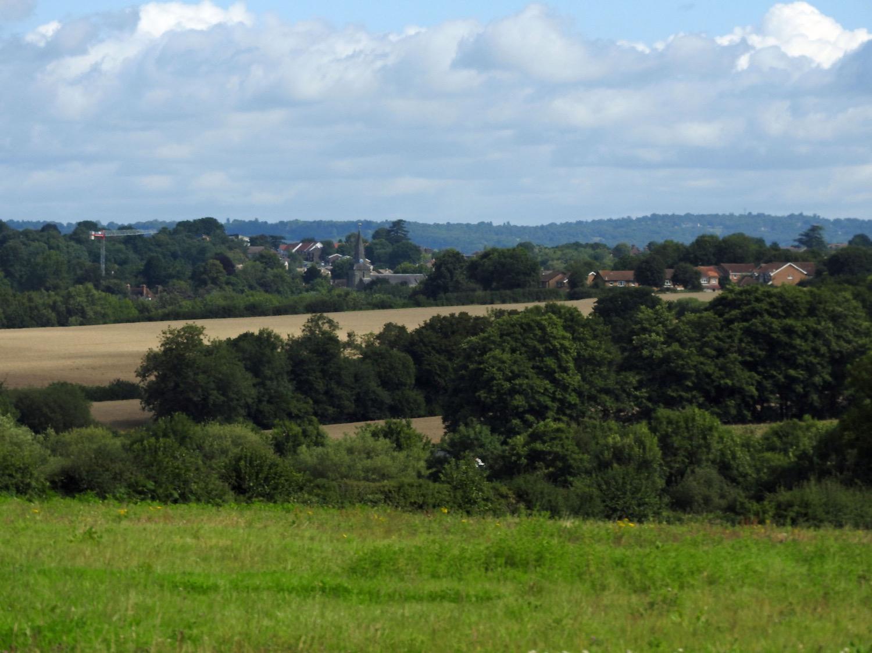 Owlsbury view of Uckfield