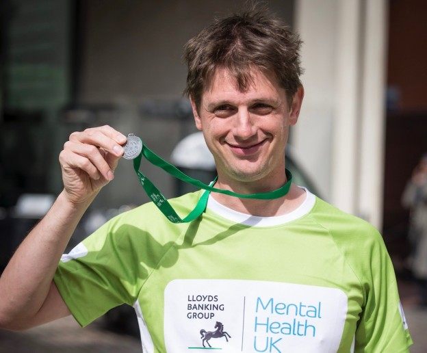 Lloyds Banking Group Fourtitude challenge for Mental Health UK