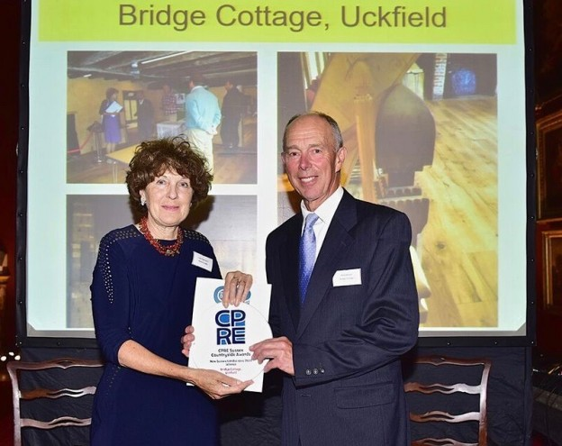 CPRE Sussex Awards Bridge Cottage
