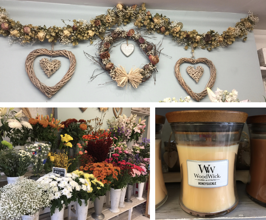 flower-shop-garland-candle-flowers