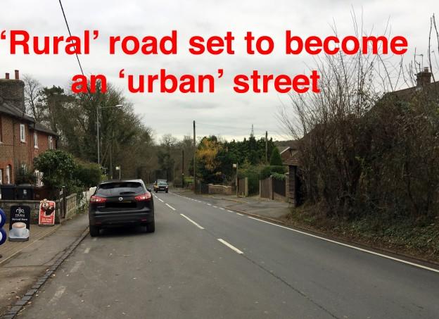 Lewes road header