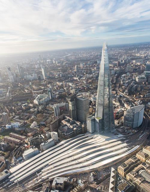 Aerial Dec 26 2017 LondonBridge 2