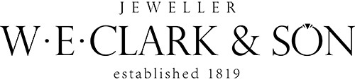 W E Clark logo