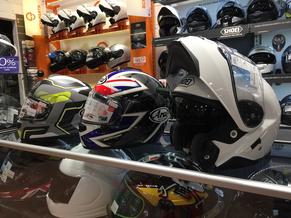 J&S helmets