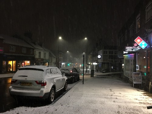 Uckfield High Street