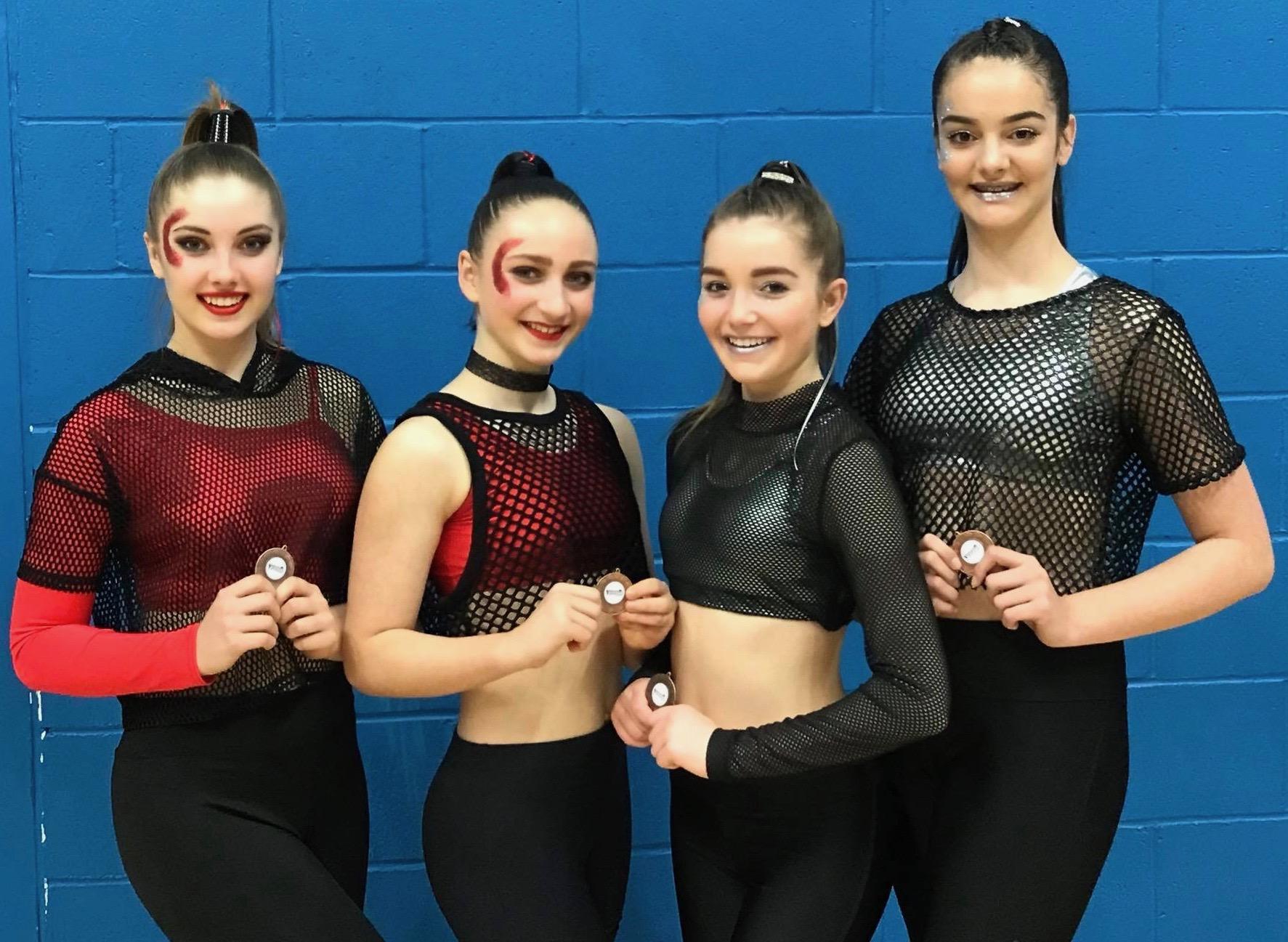 debs-dancers-tap-quartet-joy-gracie-lucy-izzy-battle-of-the-beats-sophie-huntley-85-3rd-Eastbourne (1)