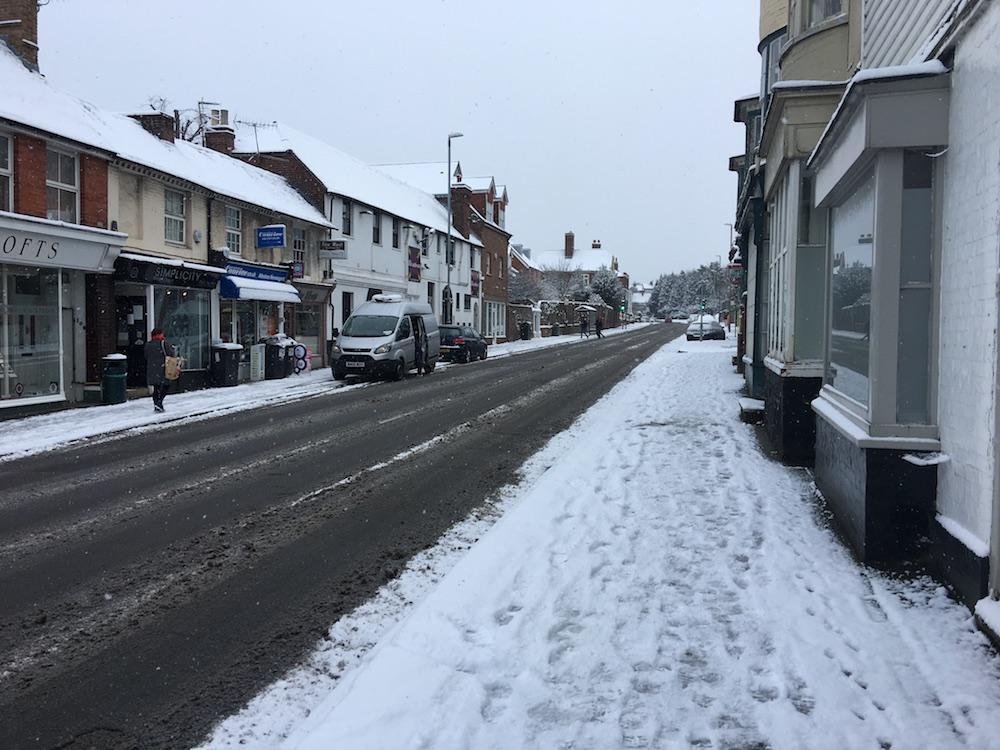 snow-high-street-uckfield