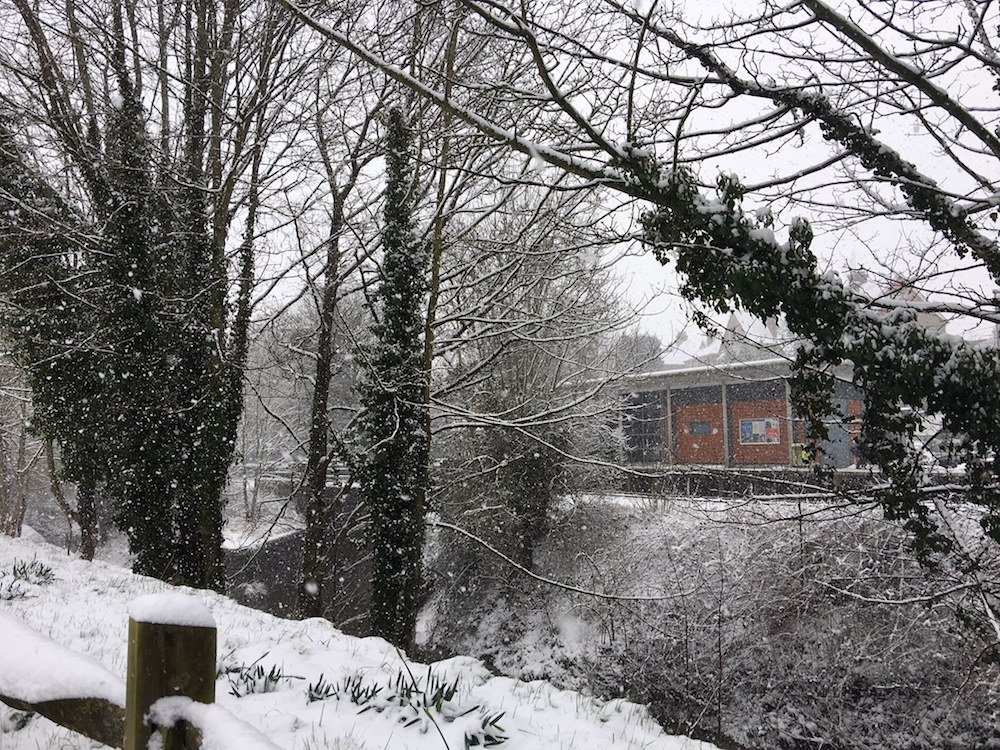 snow-station-from-waitrose-car-park