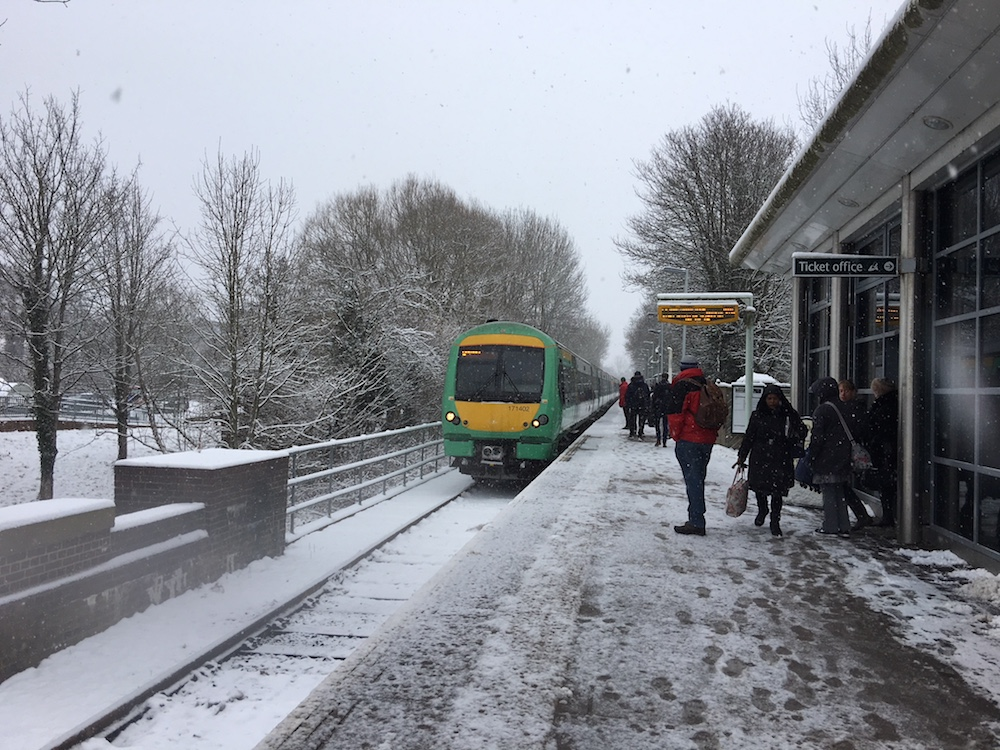 uckfield-station