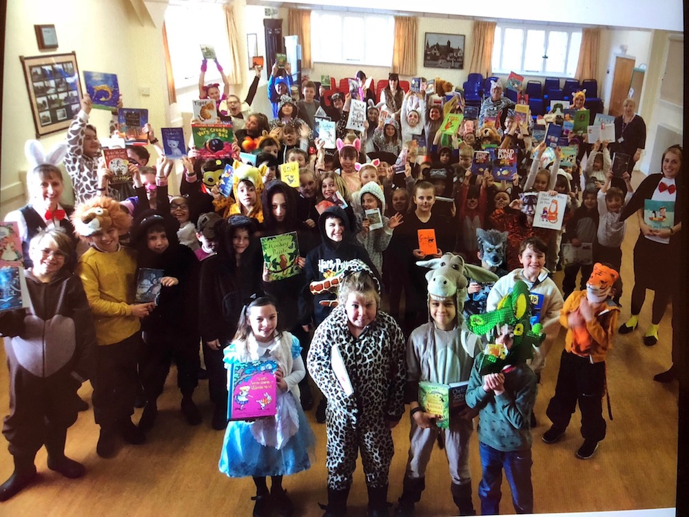 framfield-primary-school-world-book-day