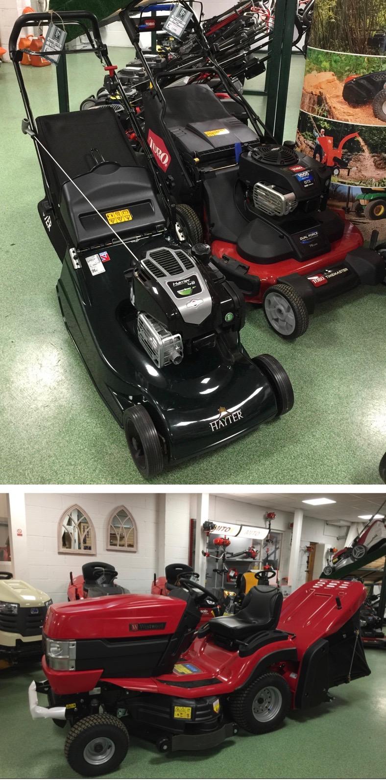 pp-estates-discounted-hayters-westwood-garden-tractors