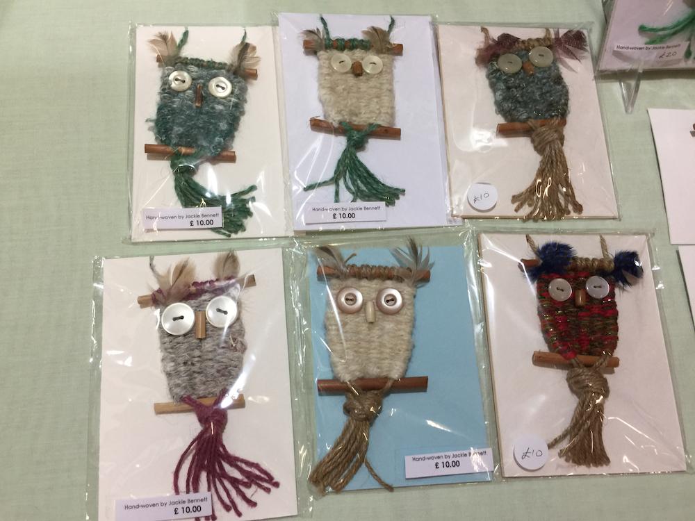 bridge-arts-fair-jackie-bennett-owls