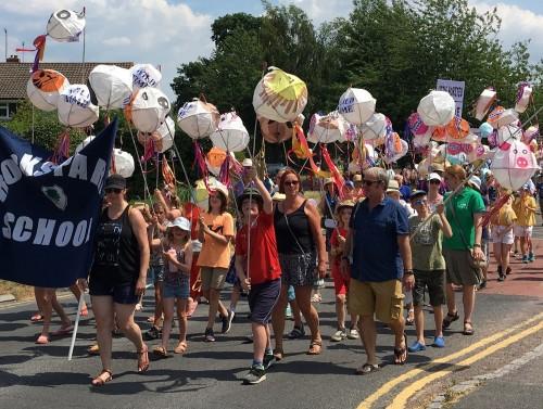 Children's parade 10