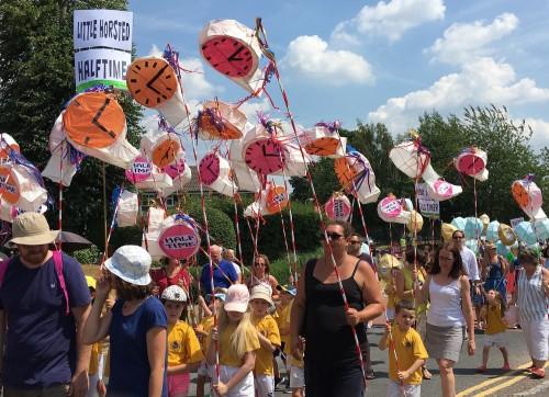 Children's parade 11