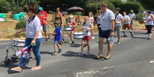 Children's parade 3