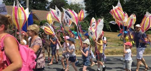 Children's parade 7