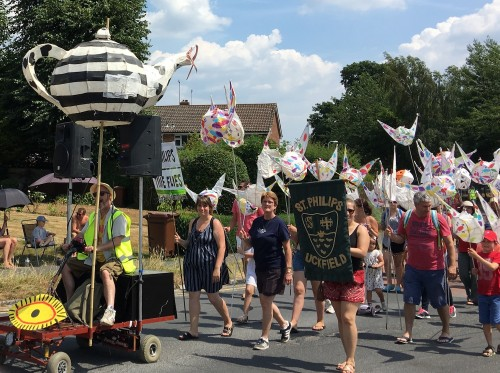 Children's parade 8