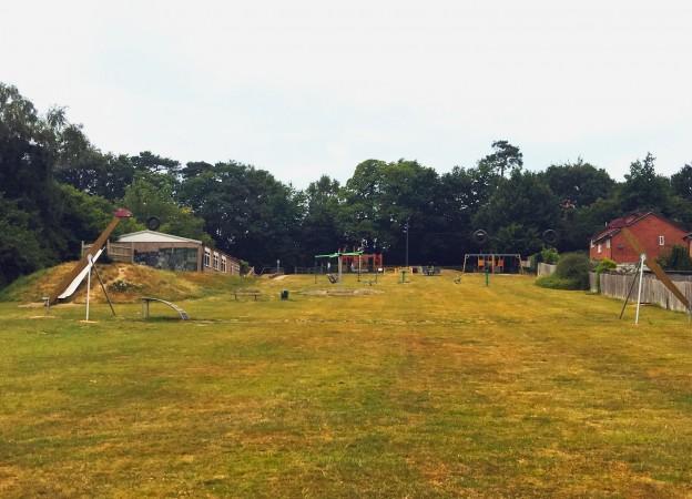 Hempstead Road recreation ground