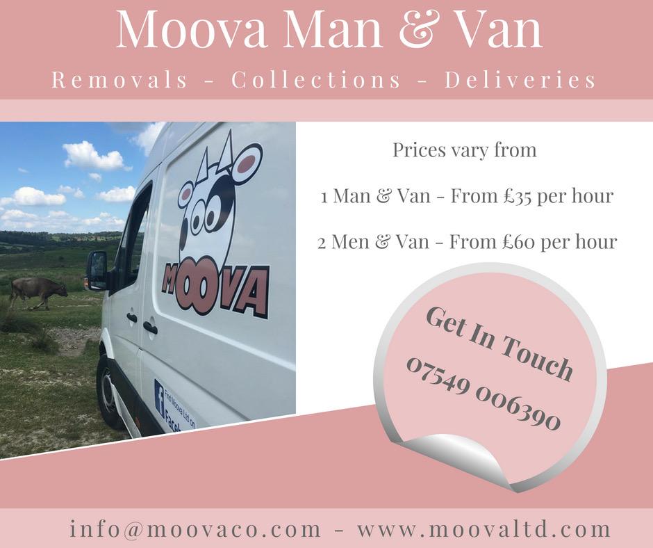 Moova Man & Van