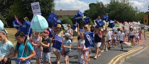children's parade 16