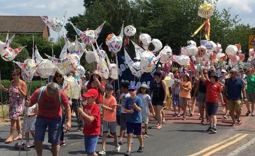 children's parade 9