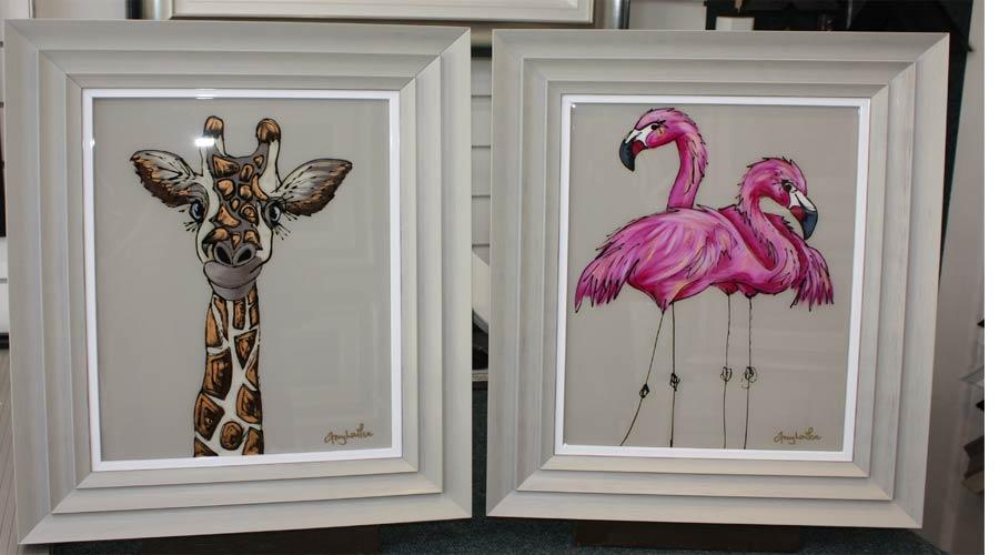 diane-hutt-amy-louise-giraffe-flamingos