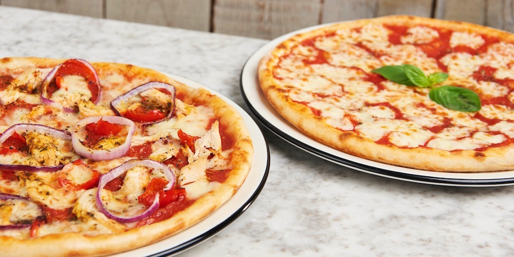 Two For One Offer At Pizza Express In Uckfield Until