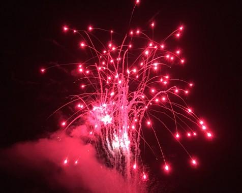 Fireworks B 2018