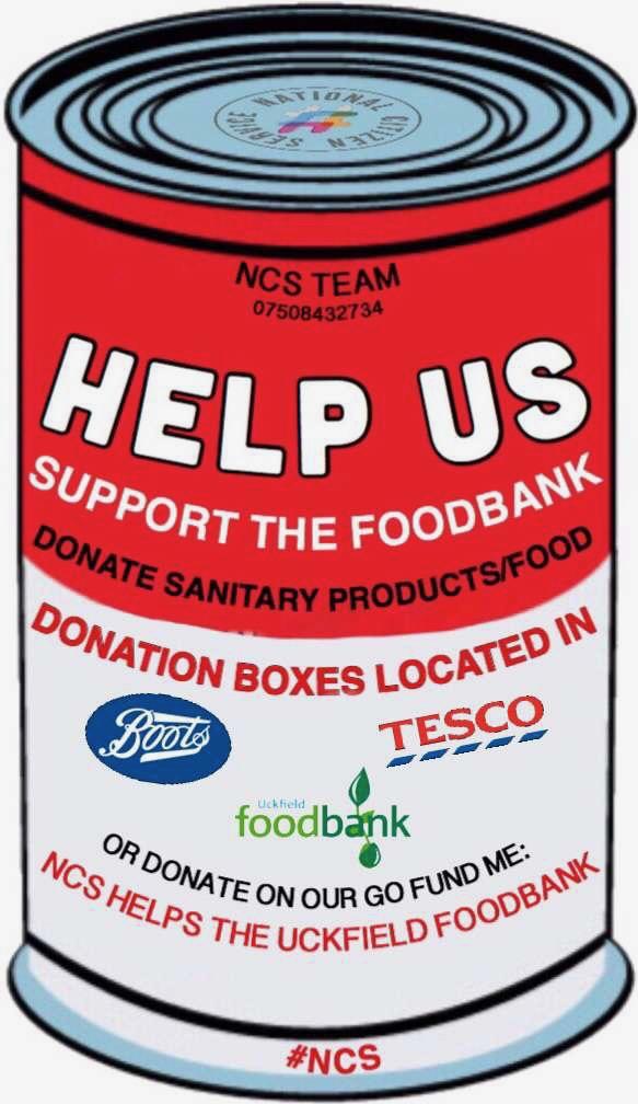 NCS foodbank