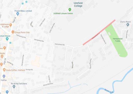 hempstead-lane-closure