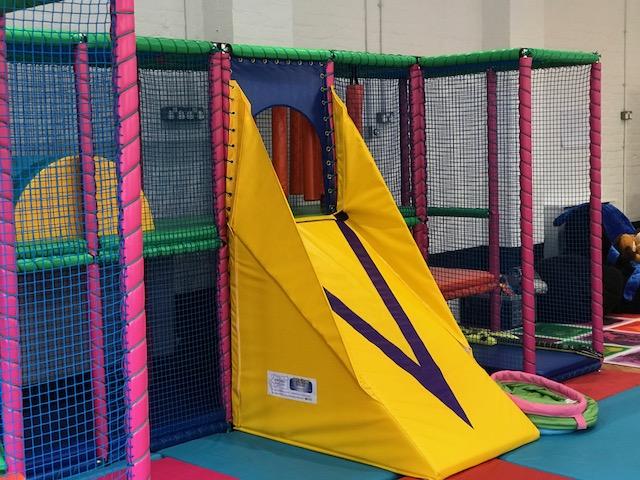 Children's Respite Climb Frame