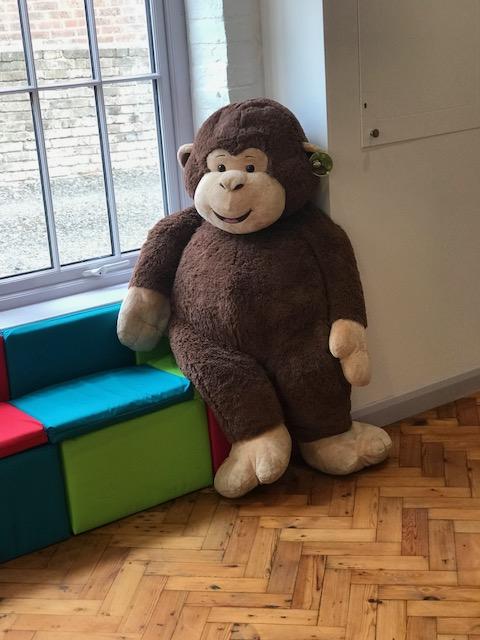 Children's Respite Monkey