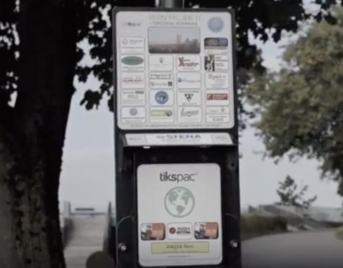 A TiksPac environmental station. (Photo: TiksPac website)